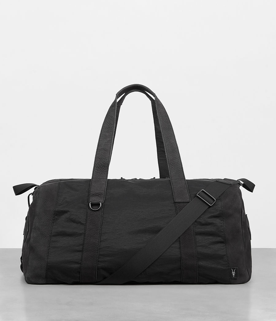 Mens Peak Holdall (washed_black) - Image 1