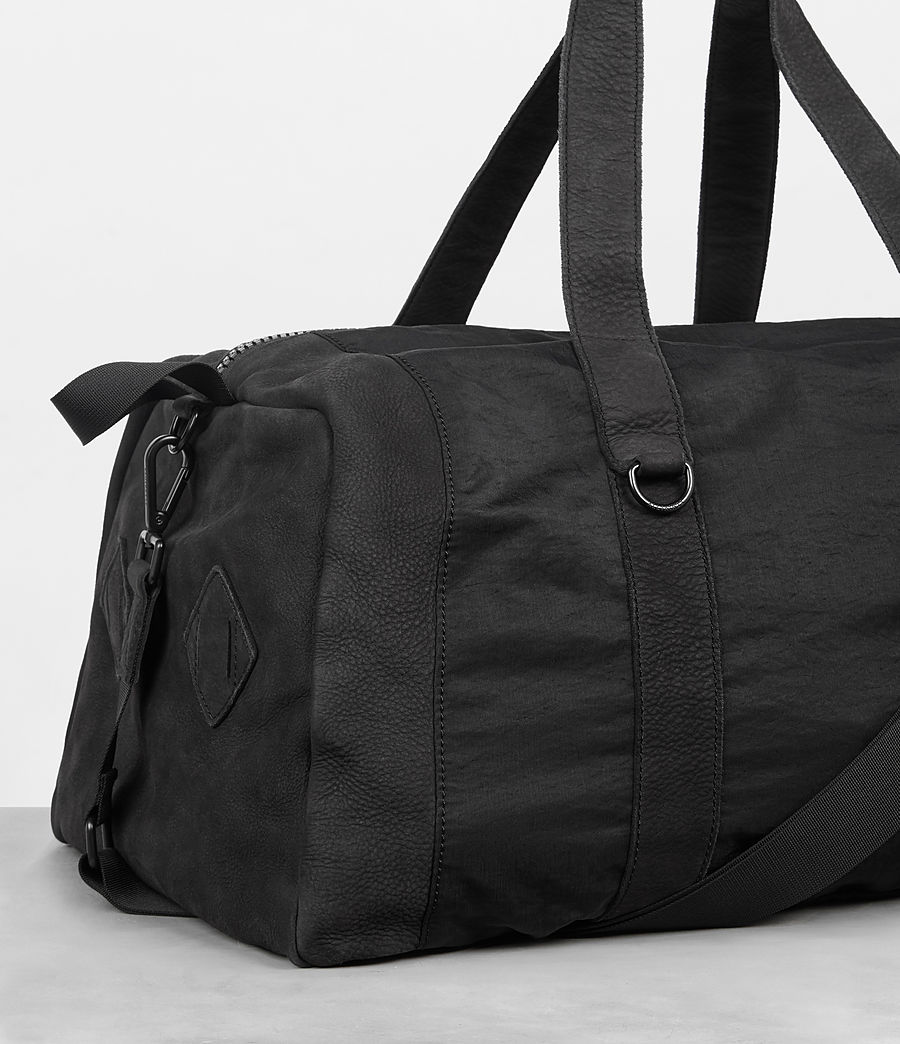 Mens Peak Holdall (washed_black) - Image 3