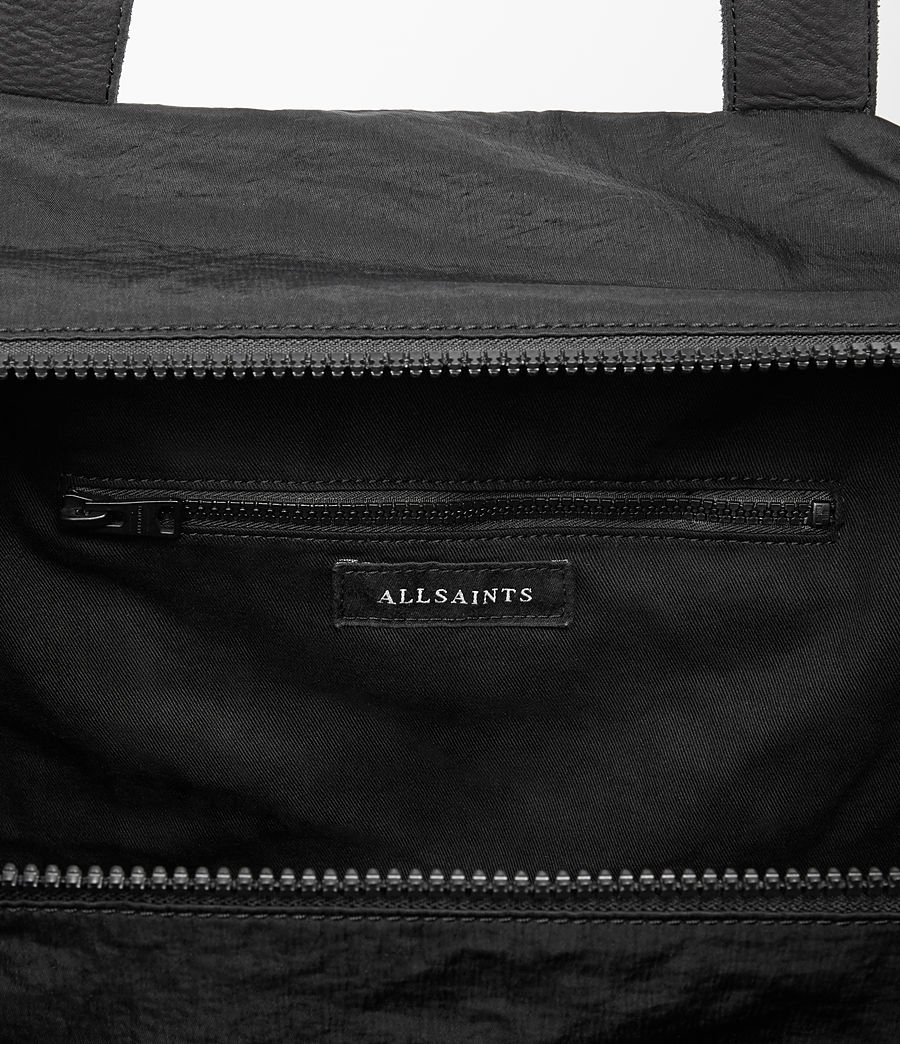 Mens Peak Holdall (washed_black) - Image 4