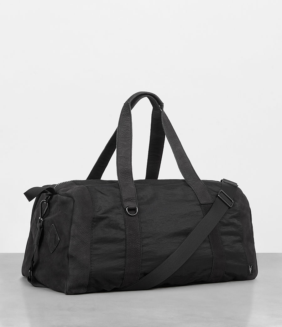 Mens Peak Holdall (washed_black) - Image 5