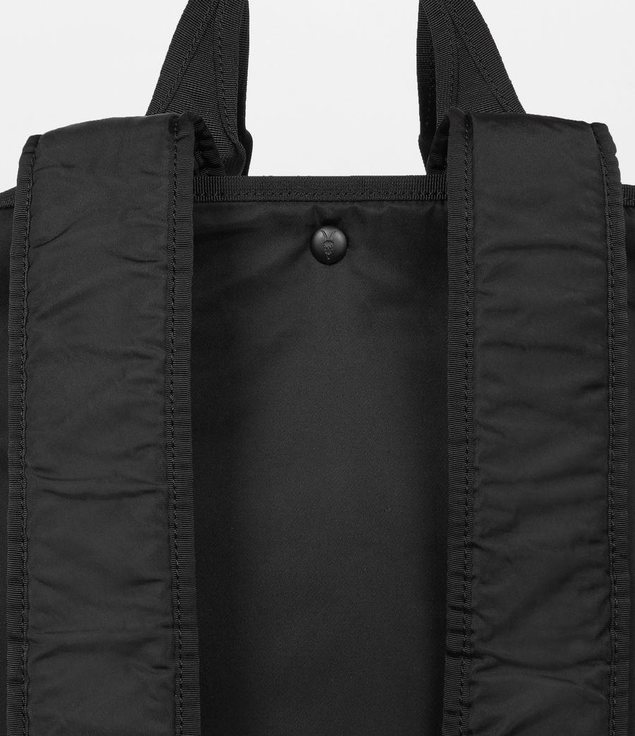Men's Sayre Convertible Rucksack Tote (black) - Image 3