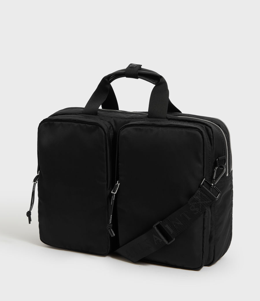 Men's Elsdale Two-In-One Workbag Rucksack (black) - Image 2