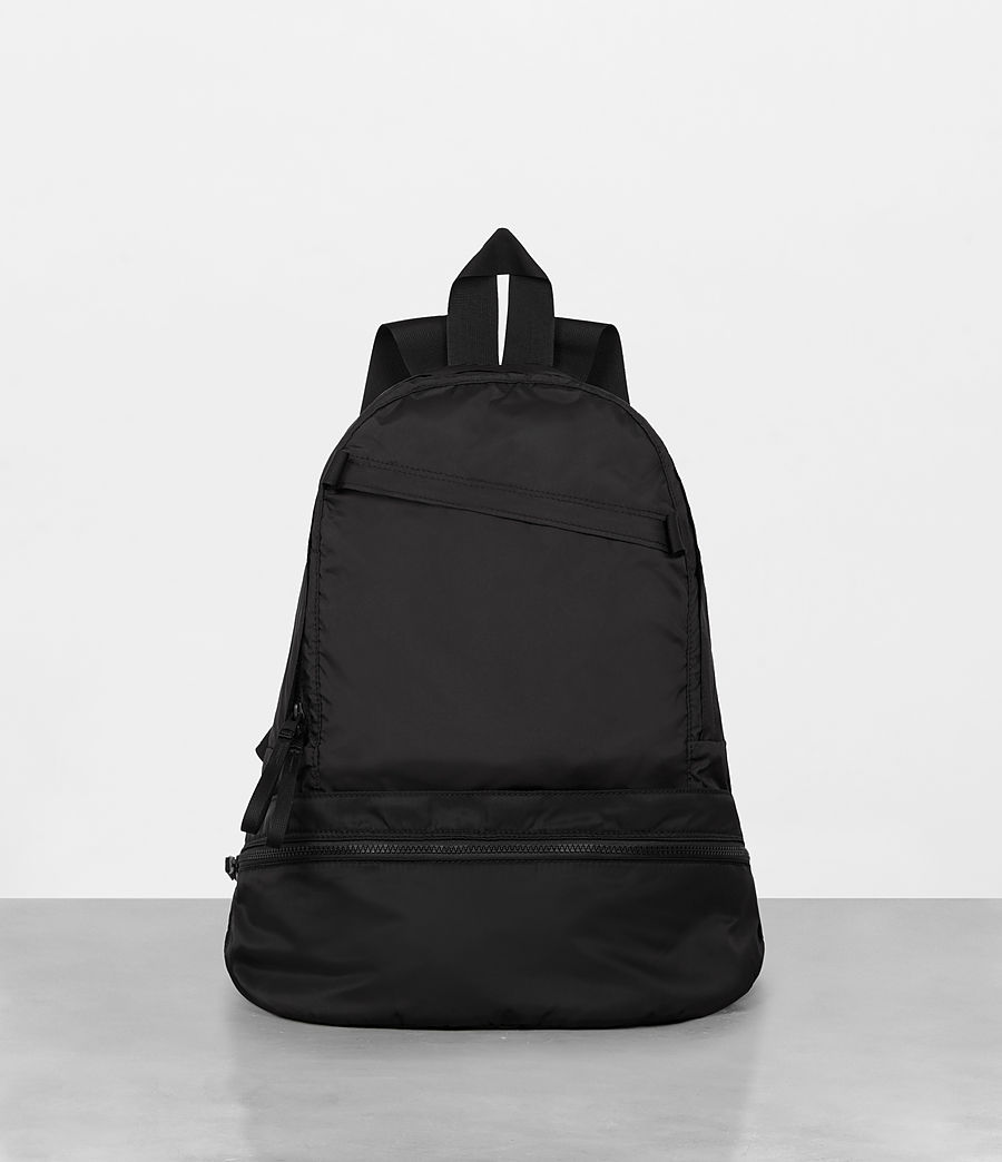 Men's Echo Sling Rucksack (black) - Image 1