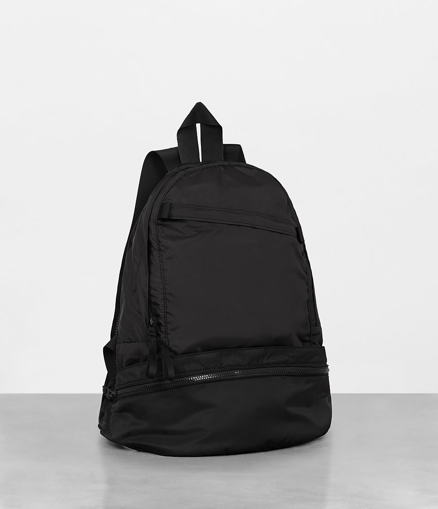 Men's Echo Sling Rucksack (black) - Image 5