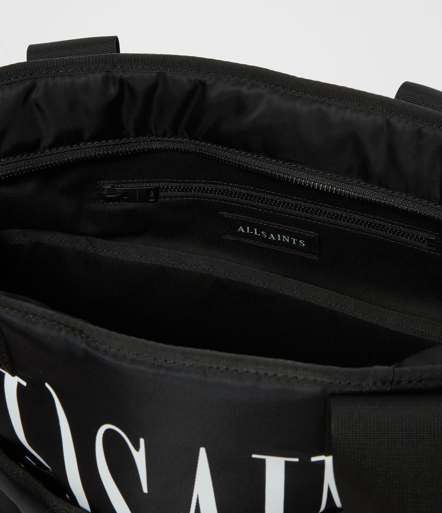 Men's Brackets Tote Bag (black) - Image 2