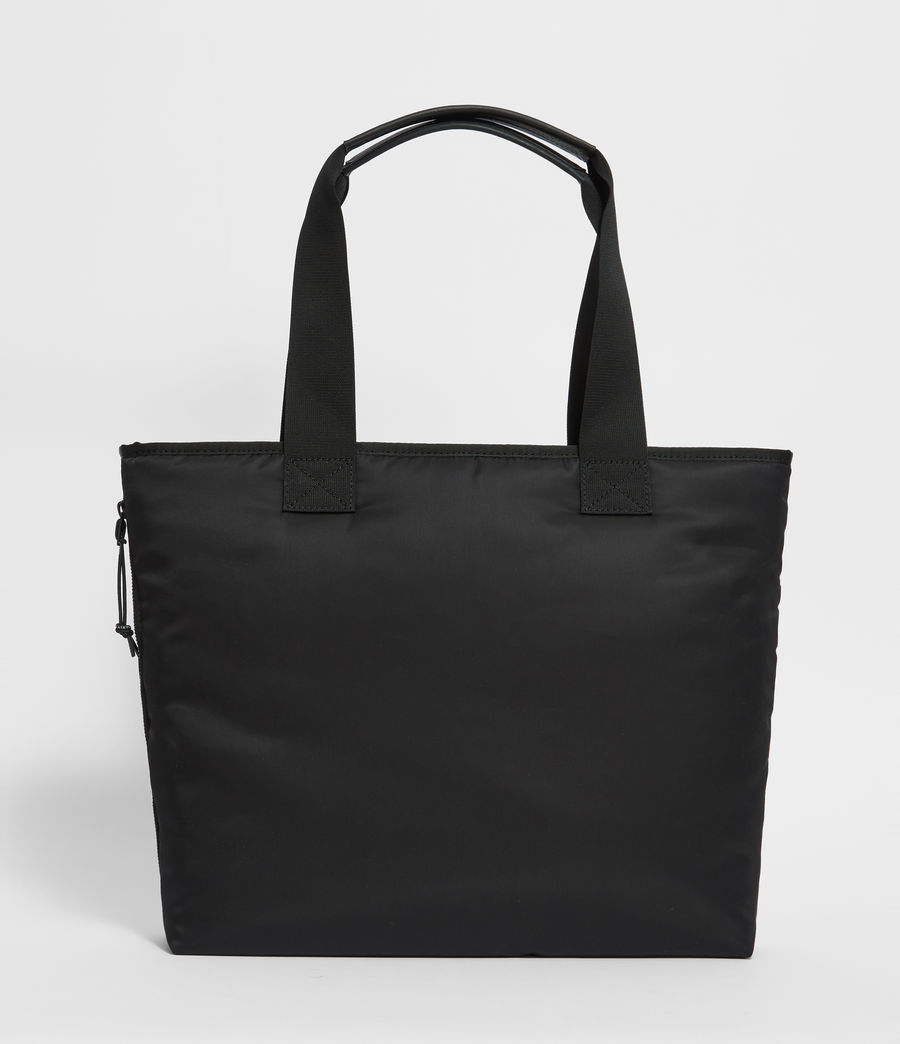 Men's Brackets Tote Bag (black) - Image 4
