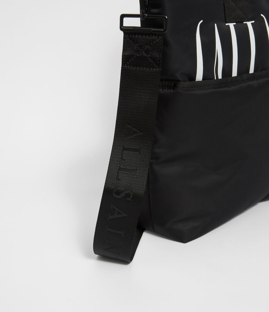 Men's Brackets Tote Bag (black) - Image 6
