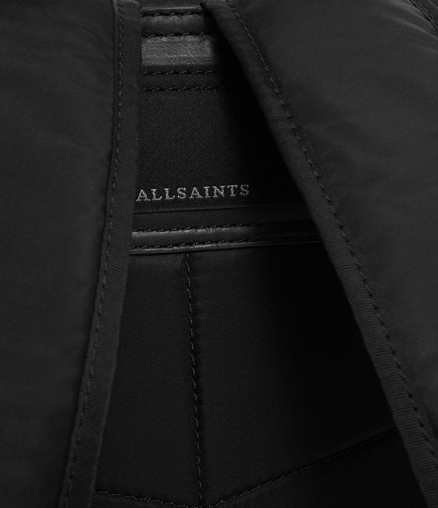 Mens Almorah Rucksack (black) - Image 7