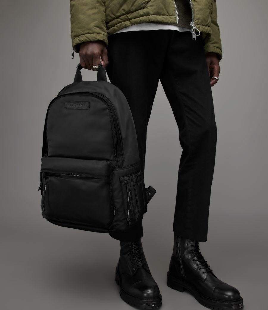 Mens Arena Backpack (black) - Image 1