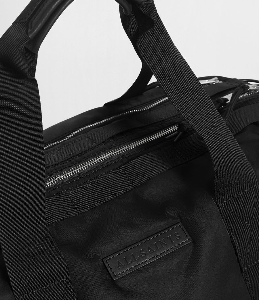Men's Kansai Gym Bag (black) - Image 3