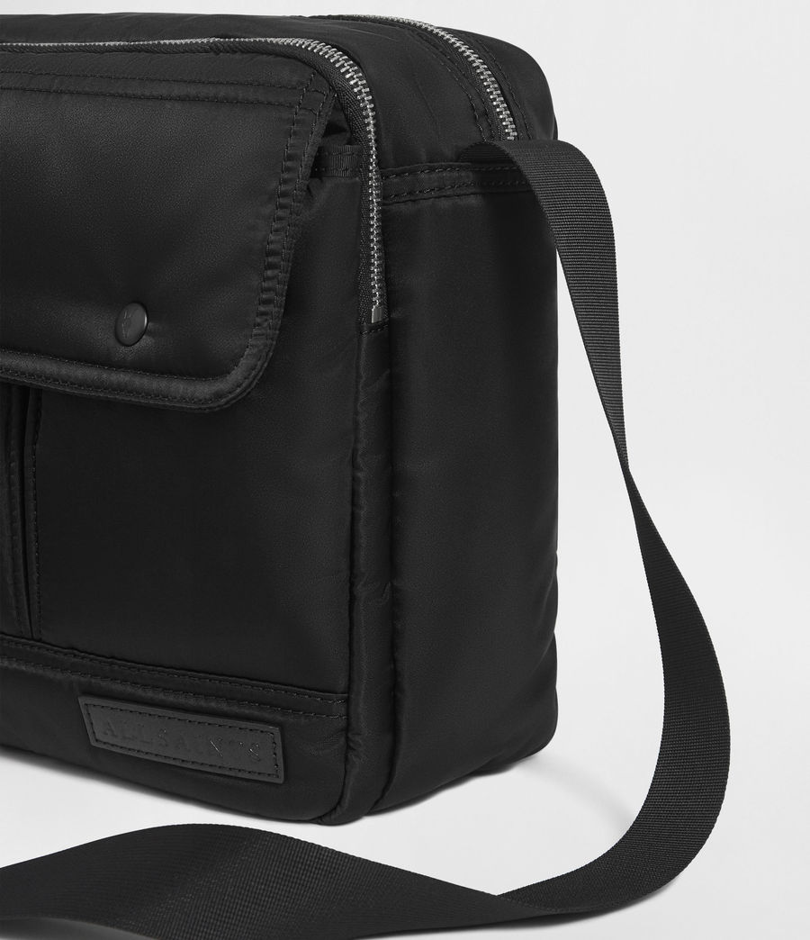 Men's Kansai Messenger Bag (black) - Image 2