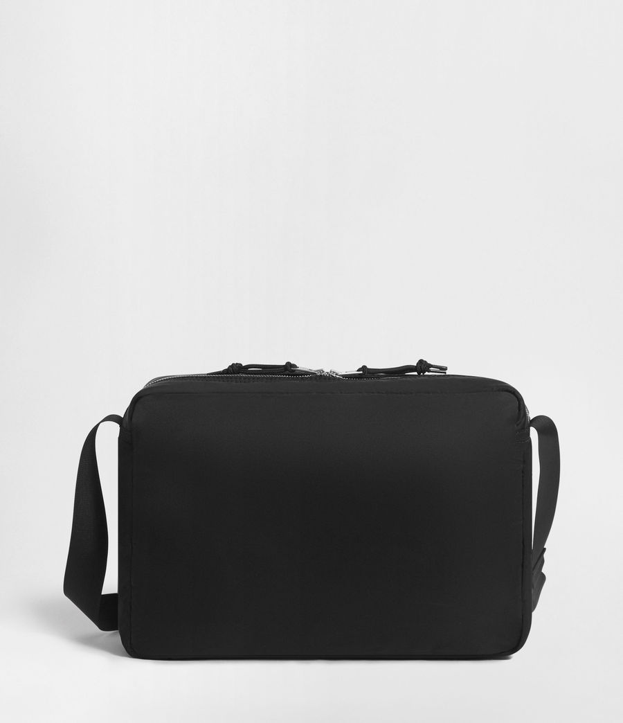 Men's Kansai Messenger Bag (black) - Image 6