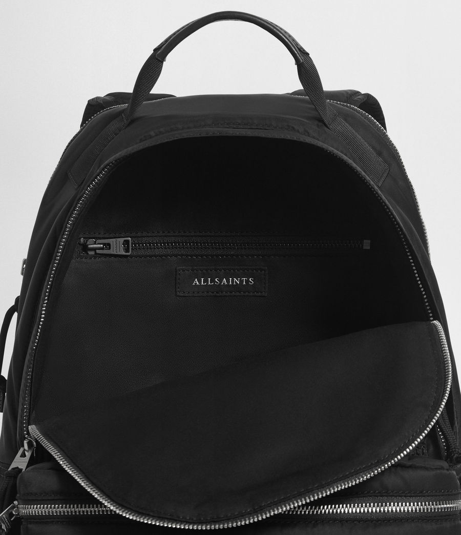 Mens Kansai 2 In 1 Rucksack (black) - Image 7