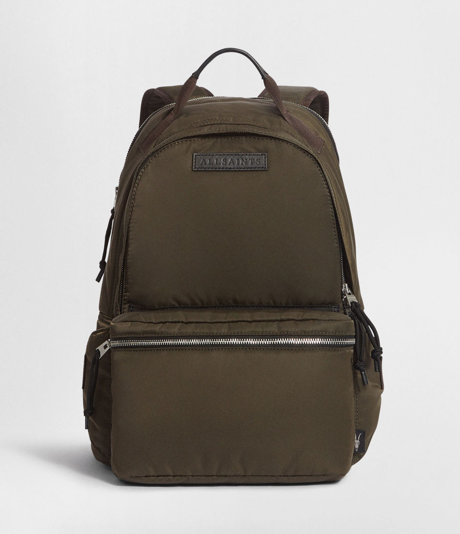Mens Kansai 2 In 1 Rucksack (dk_khaki_brown) - Image 1