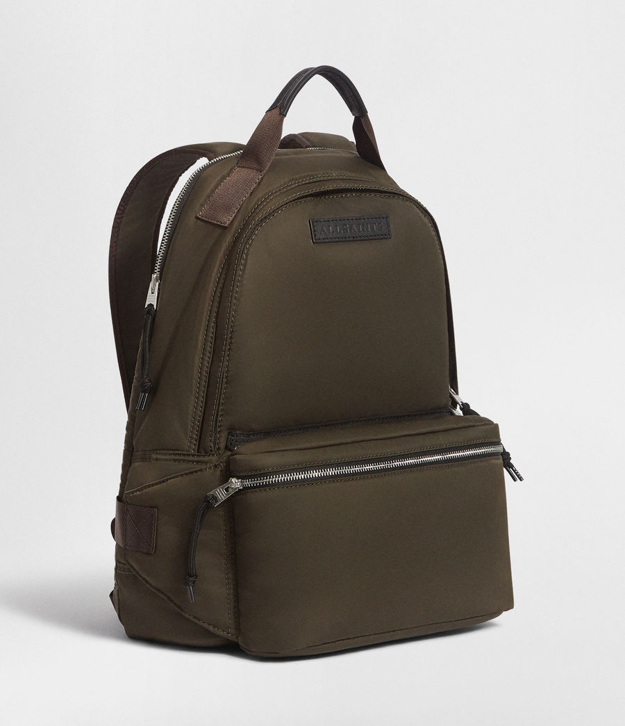 Mens Kansai 2 In 1 Rucksack (dk_khaki_brown) - Image 6
