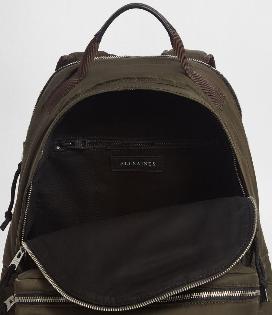 Mens Kansai 2 In 1 Rucksack (dk_khaki_brown) - Image 7