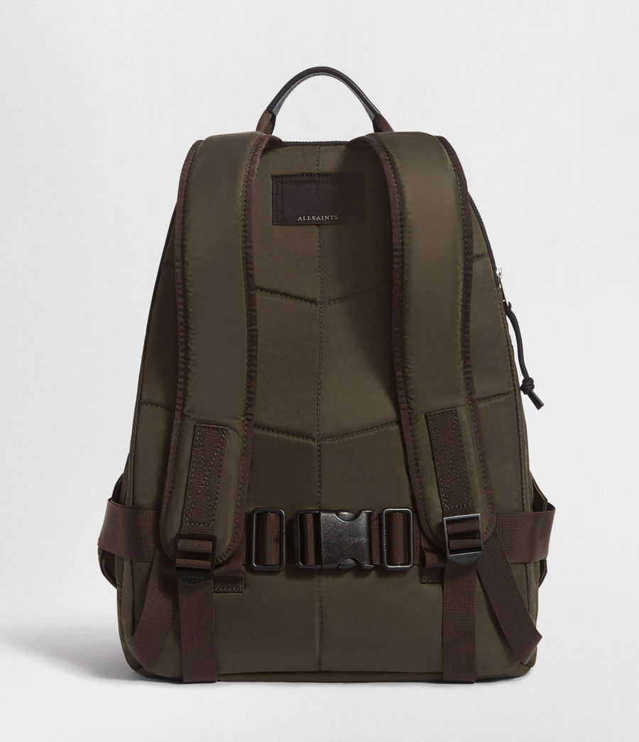 Mens Kansai 2 In 1 Rucksack (dk_khaki_brown) - Image 8