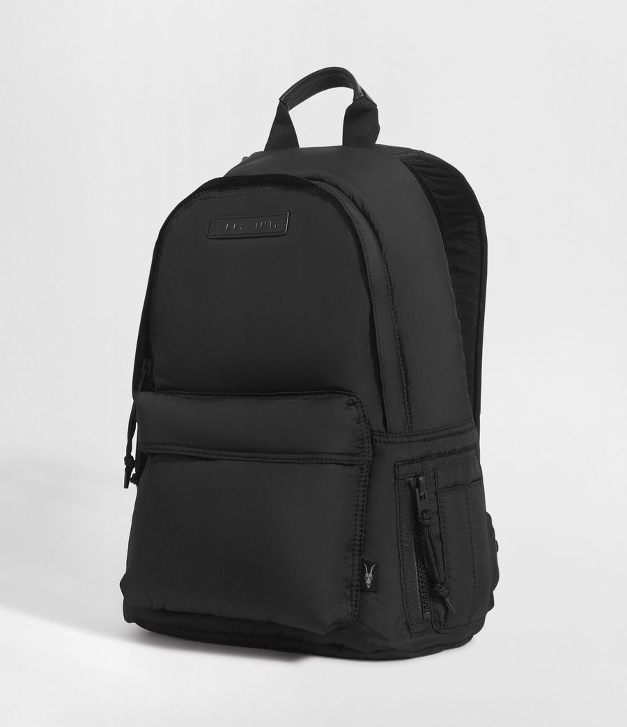 Mens Ridge Rucksack (black) - Image 2