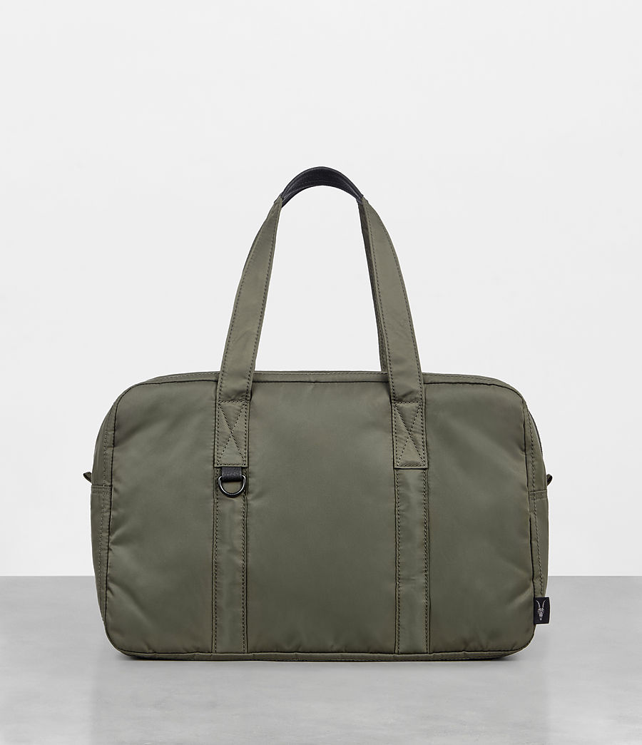 Mens Ridge Holdall (dark_khaki_green) - Image 1