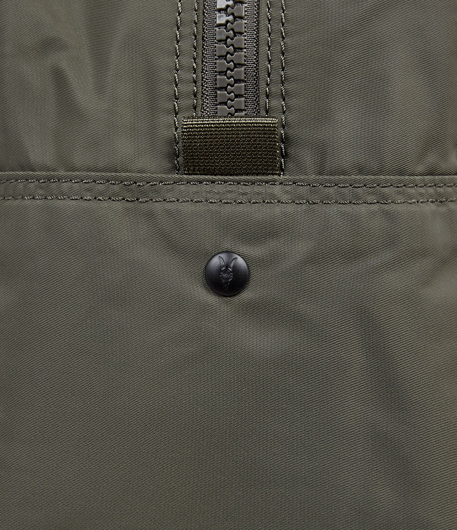 Mens Ridge Holdall (dark_khaki_green) - Image 2