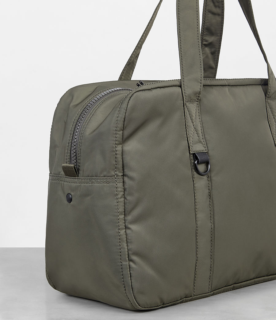 Mens Ridge Holdall (dark_khaki_green) - Image 3