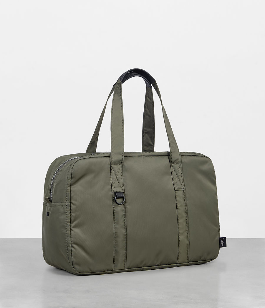 Mens Ridge Holdall (dark_khaki_green) - Image 5