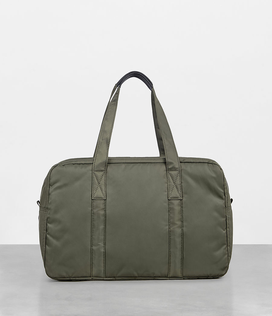 Mens Ridge Holdall (dark_khaki_green) - Image 6