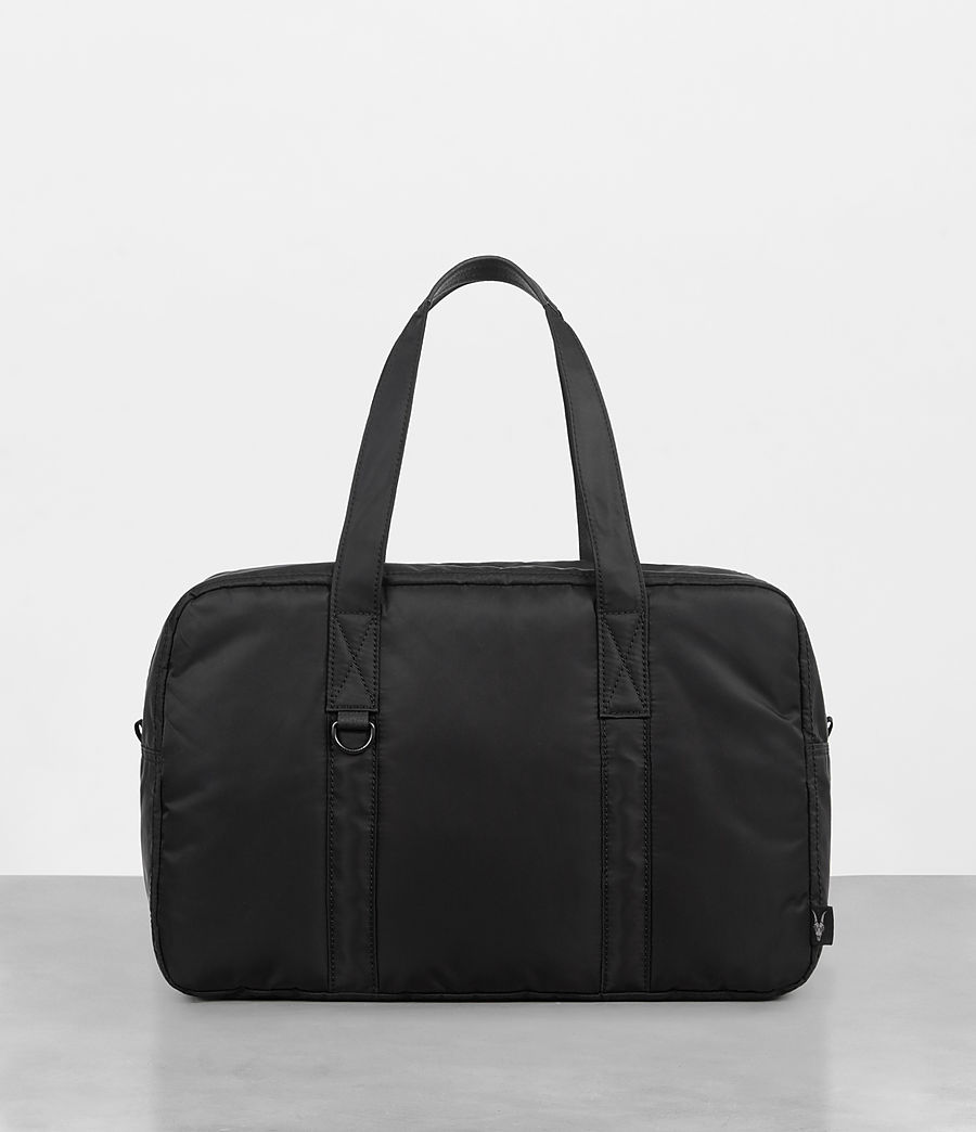 Mens Ridge Holdall Bag (black) - Image 1