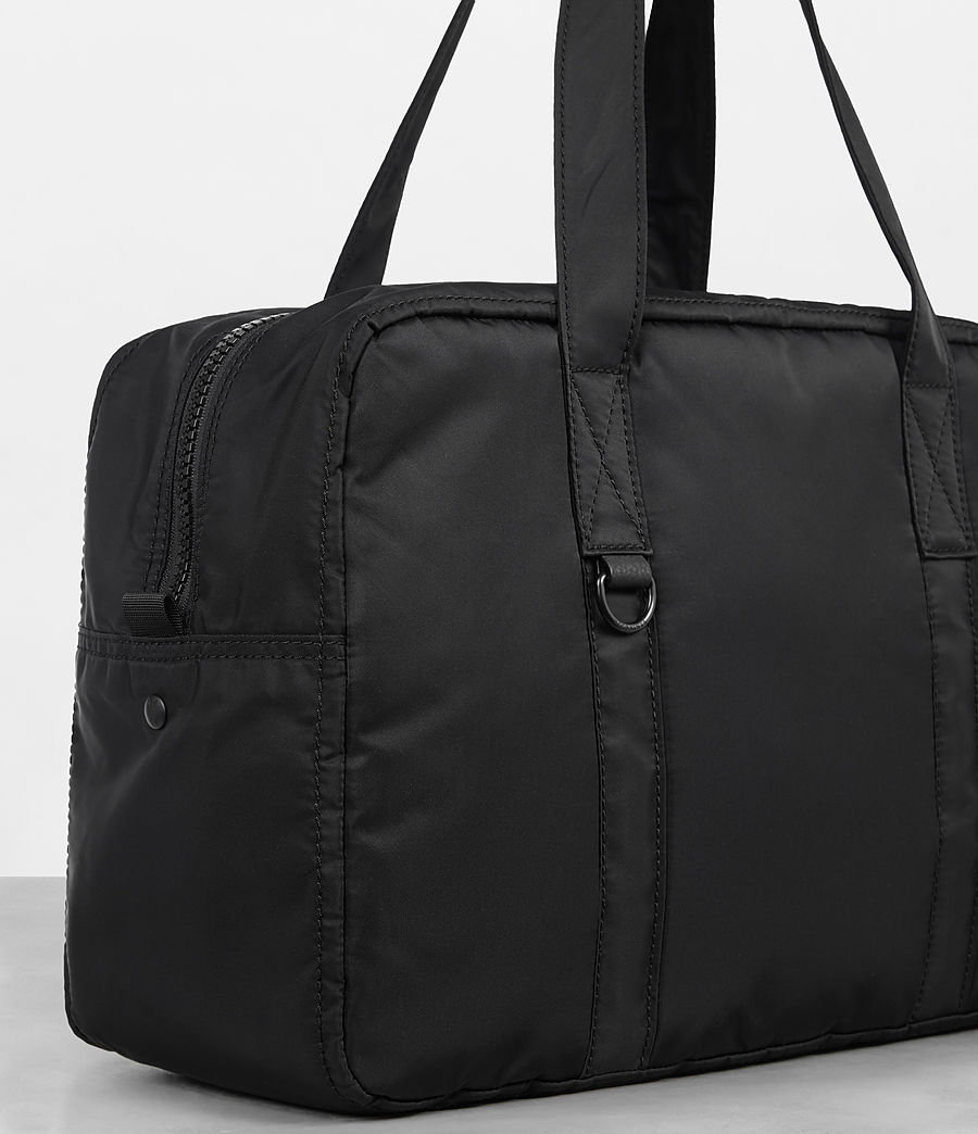 Mens Ridge Holdall Bag (black) - Image 3