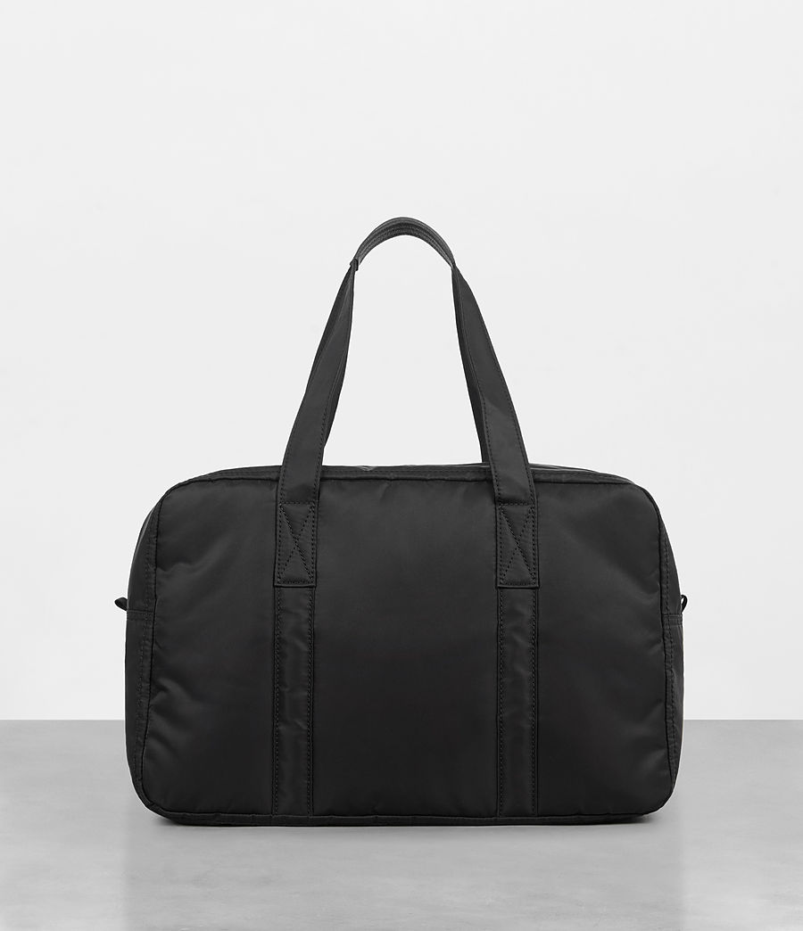 Mens Ridge Holdall Bag (black) - Image 6