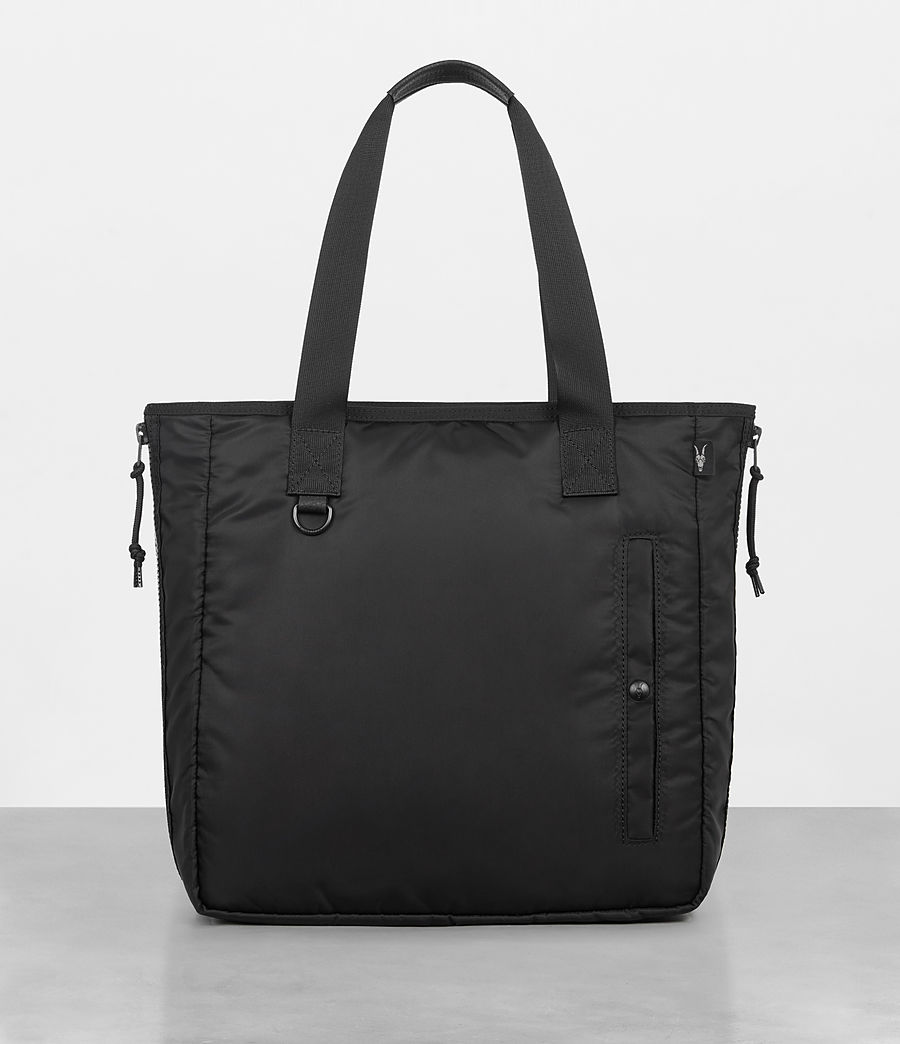 Mens Brooke Tote (black) - Image 1