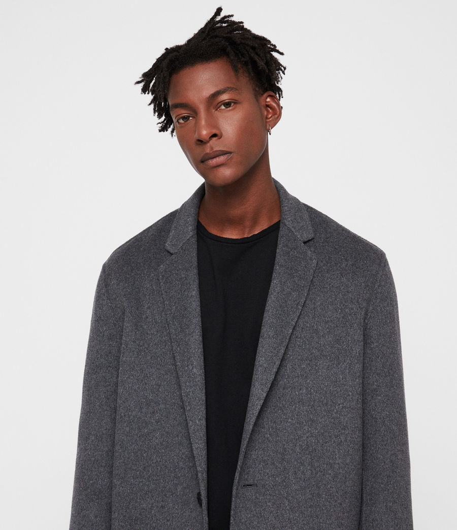 Men's Foley Coat (grey_marl) - Image 2