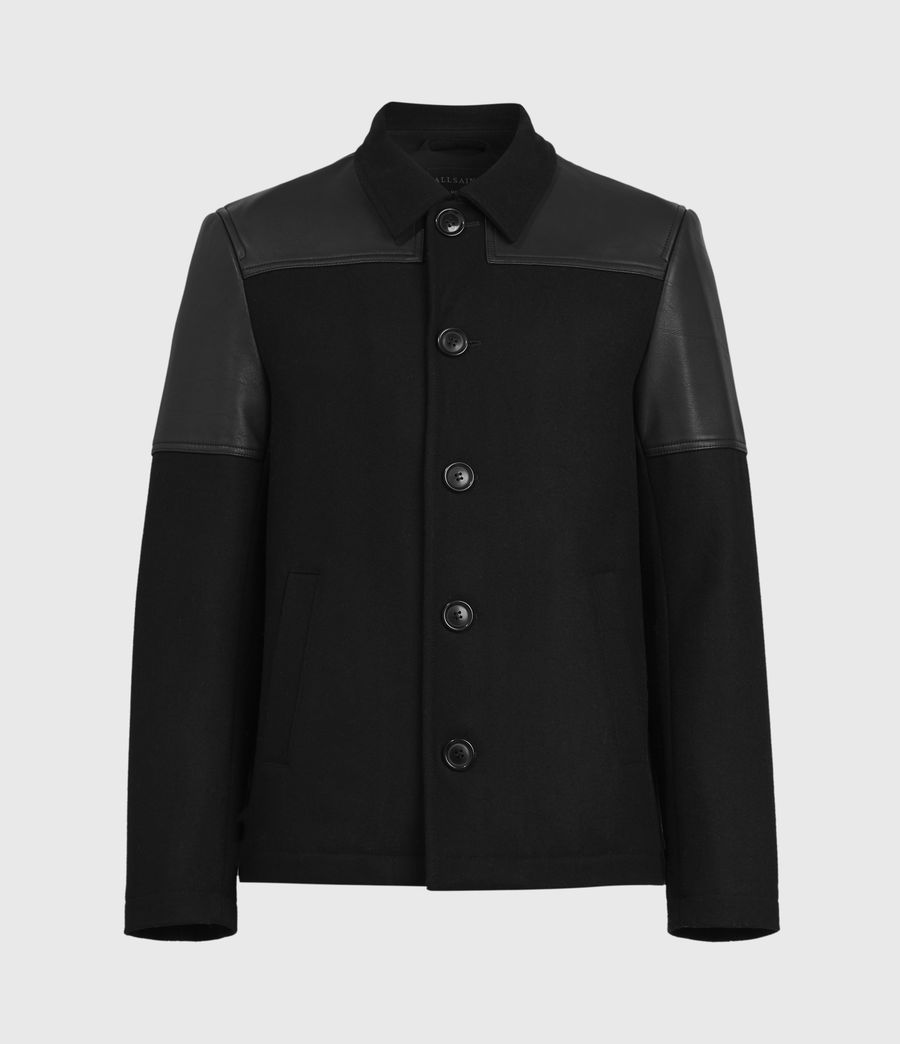 Mens Tarf Jacket (black) - Image 2