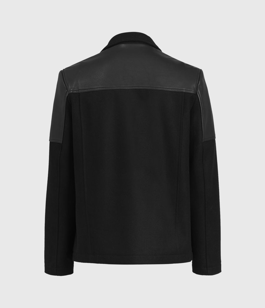 Mens Tarf Jacket (black) - Image 3