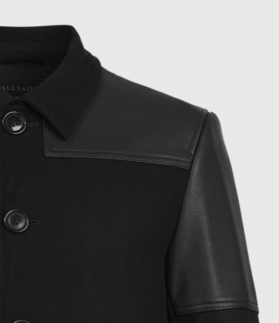 Mens Tarf Jacket (black) - Image 5