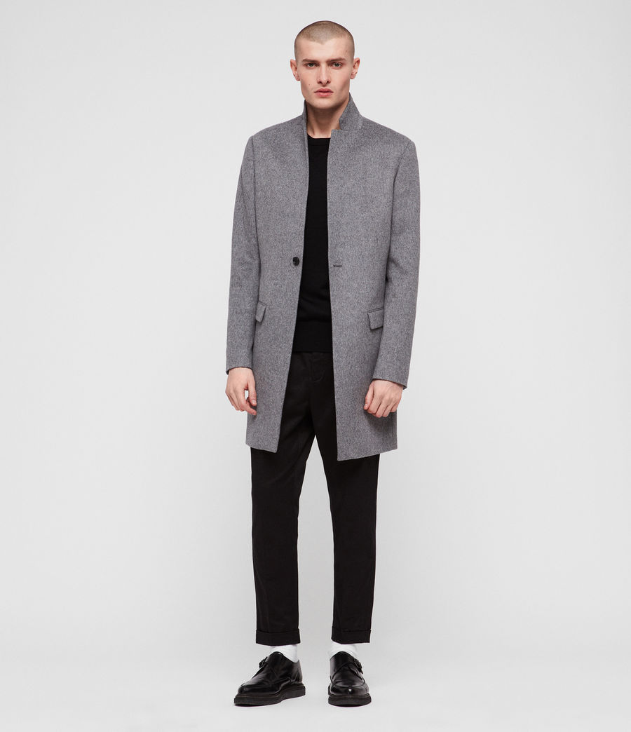 Men's Bodell Coat (light_grey) - Image 1