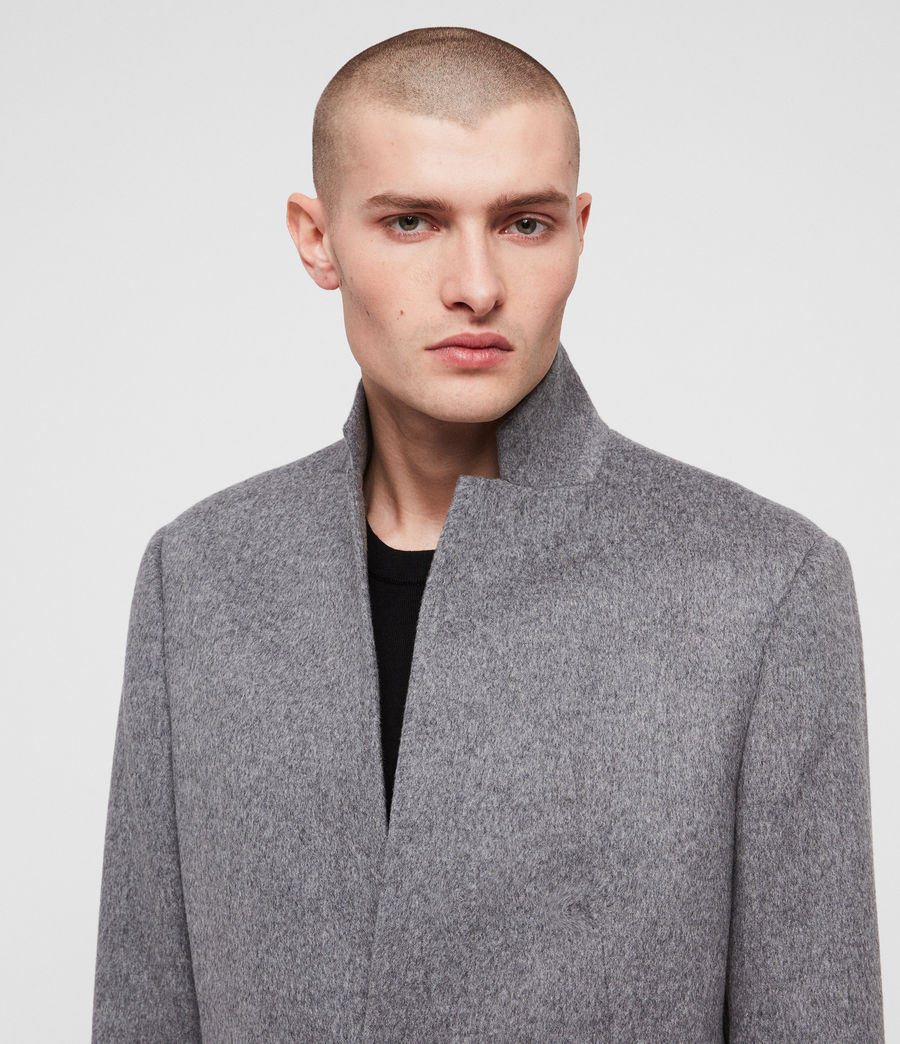 Men's Bodell Coat (light_grey) - Image 2