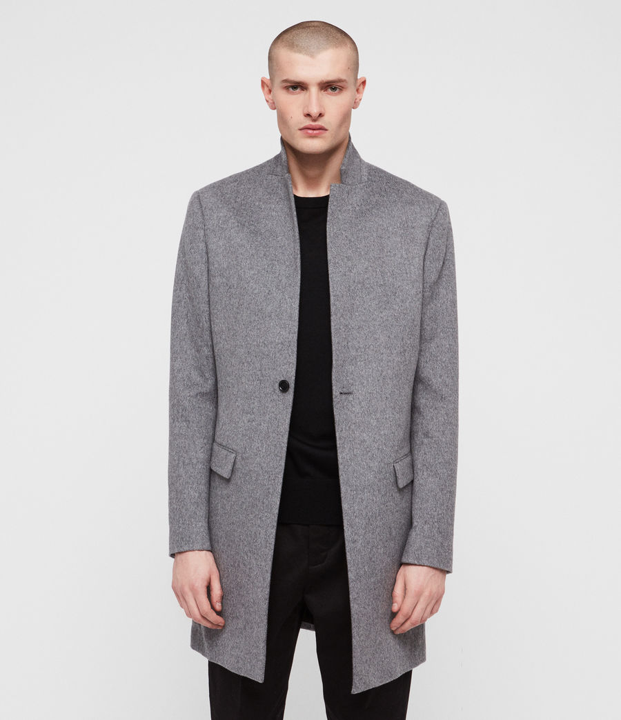 Men's Bodell Coat (light_grey) - Image 3