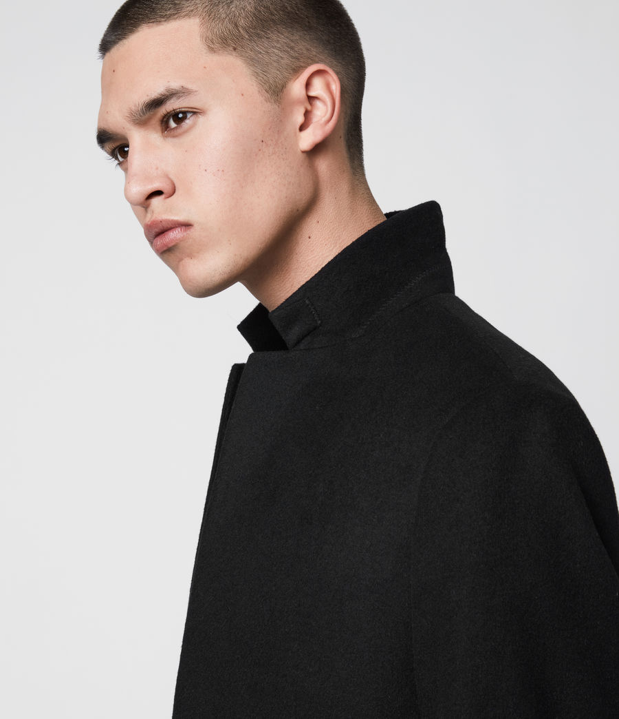 Men's Bodell Coat (black) - Image 2