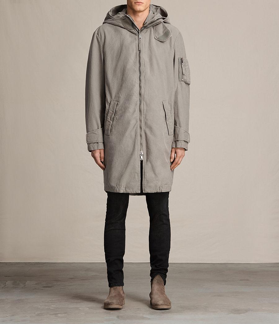 Men's Berwyn Parka Coat (soft_khaki_green) - Image 2