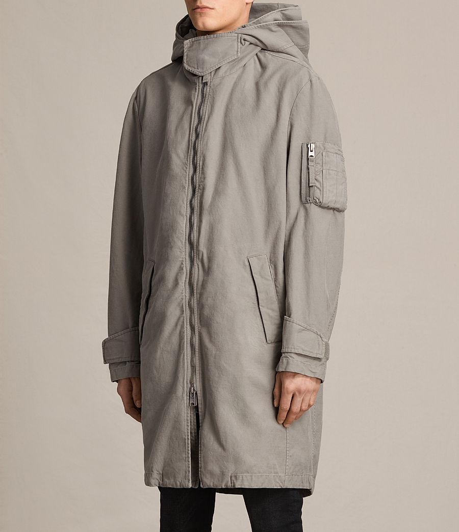 Men's Berwyn Parka Coat (soft_khaki_green) - Image 4