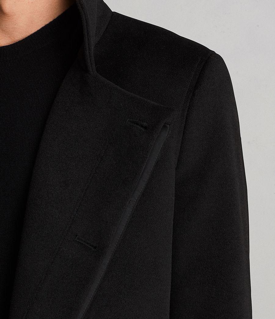 Hommes Manteau Eskra (black) - Image 6