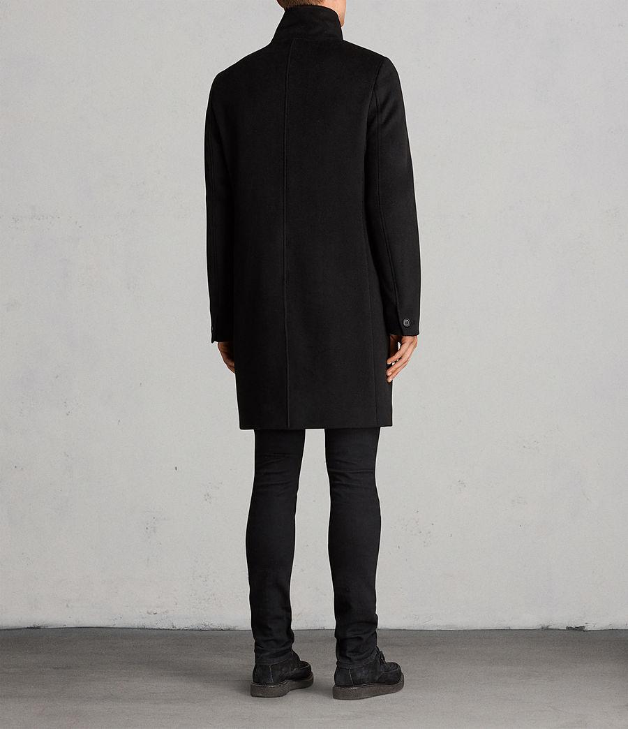 Hombres Abrigo Eskra (black) - Image 7
