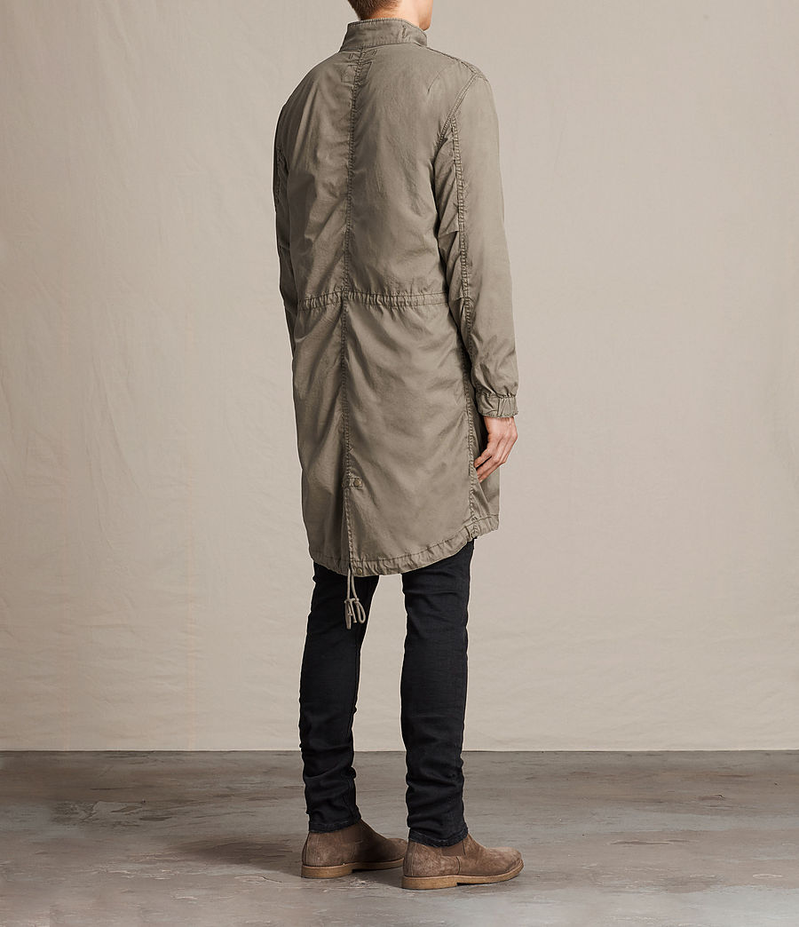 Men's Arlet Parka Coat (light_khaki) - Image 5