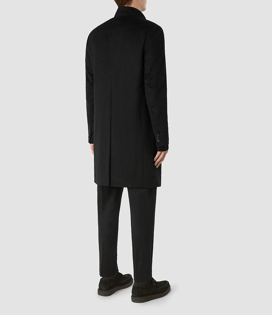 Mens Adler Coat (black) - Image 6