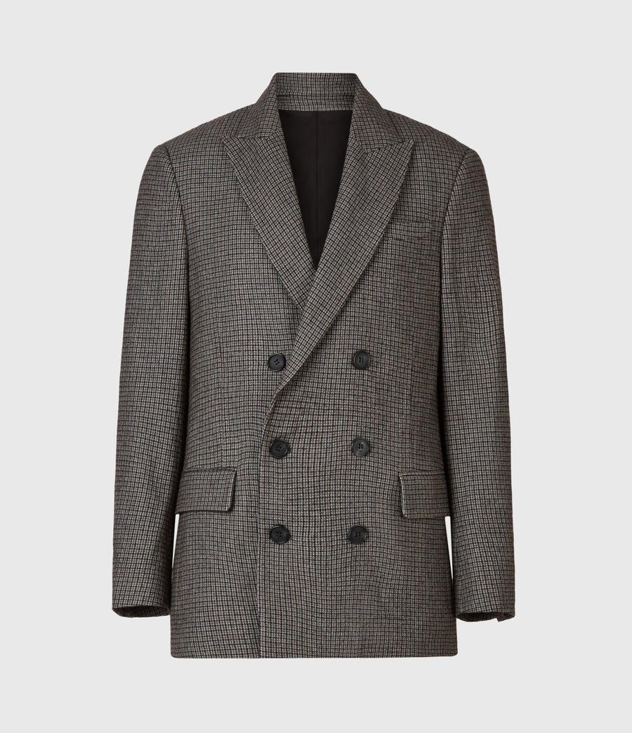Men's Hugh Coat (grey) - Image 2