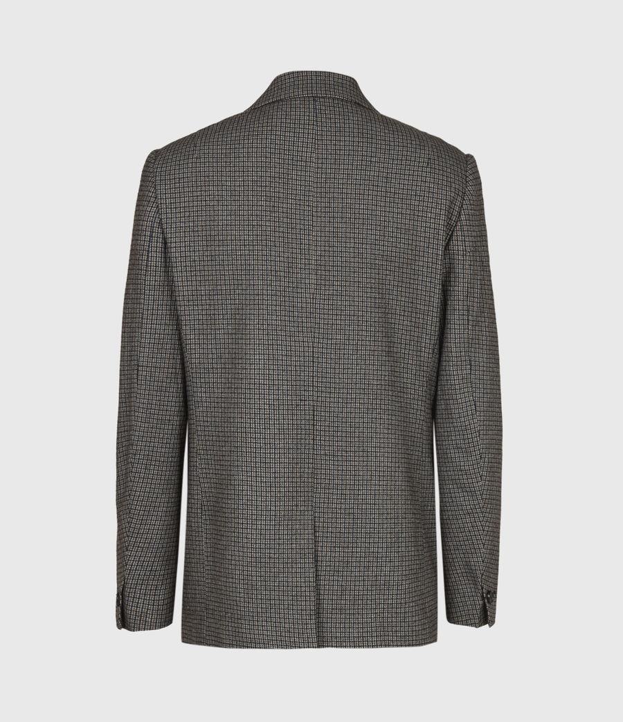 Men's Hugh Coat (grey) - Image 3