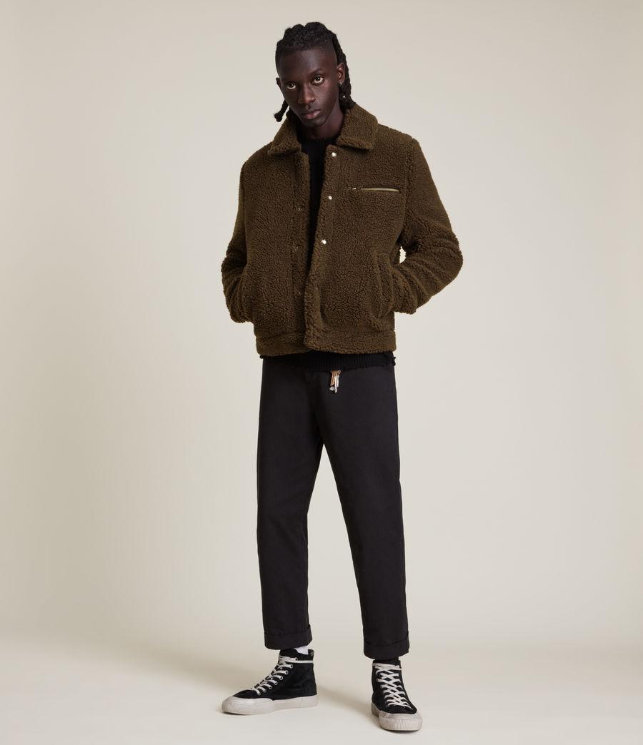 Mens Als Jacket (dark_khaki_green) - Image 1
