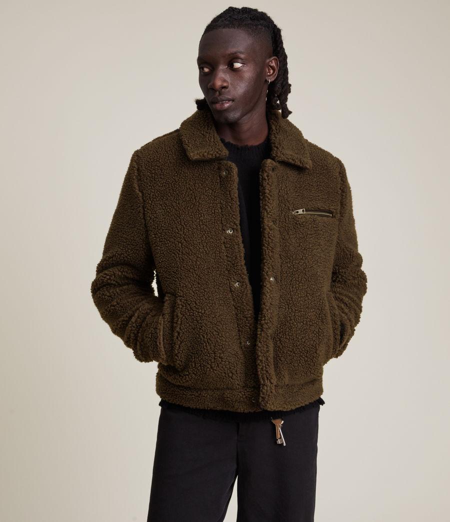 Mens Als Jacket (dark_khaki_green) - Image 2