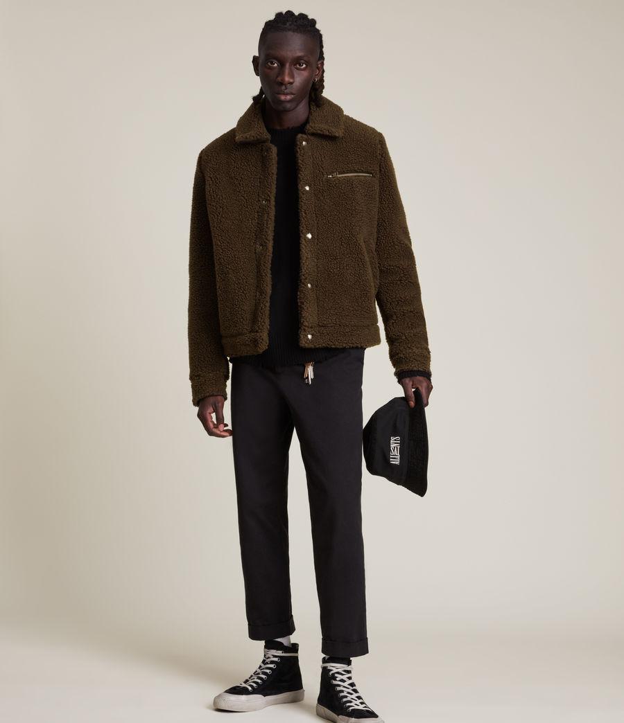 Mens Als Jacket (dark_khaki_green) - Image 4